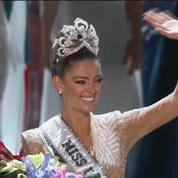 Miss Afrique du Sud, couronnée Miss Univers