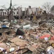 Explosion en Chine: au moins 2 morts, des dizaines de blessés