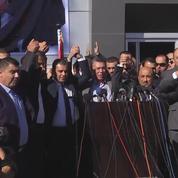 Le Hamas cède le contrôle du point de passage avec l'Egypte