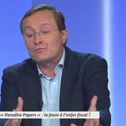 Jacques-Olivier Martin : «Je ne suis pas contre l'optimisation fiscale, mais contre sa dissimulation»