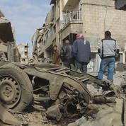 19 civils tués dans des bombardements près de Damas