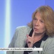 Lucile Schmid sur le glyphosate : «Le poids des lobbies économiques est très fort»