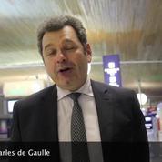 Petit Biscuit en concert à l'aéroport Charles de Gaulle