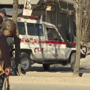 Afghanistan : au moins 40 morts après plusieurs explosions à Kaboul