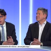 Frédéric Dabi à propos de la limitation de vitesse : «C'est une des rares politiques publiques qui marche»