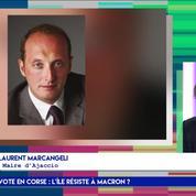 Laurent Marcangeli:«Le premier parti de Corse,c'est l'abstention»