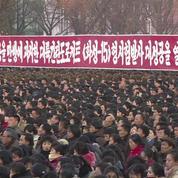 La Corée du Nord célèbre le lancement de son missile