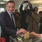 Élections territoriales en Corse : le duo Simeoni-Talamoni a voté