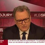 Notre-Dame-des-Landes : Richard Ferrand se dit toujours favorable à la construction de l'aéroport