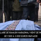 Au Kosovo, des cravates en signe de protestation