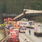 États-Unis : un train déraille dans l'État de Washington, plusieurs morts
