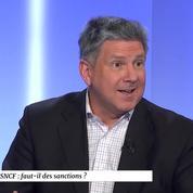 Stéphane Marchand : «Gare du Nord, 80% de l'espace est réservé aux TGV et 20% aux RER alors que le RER représente 80% du trafic»