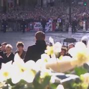 Hommage à Johnny Hallyday : le discours d'Emmanuel Macron