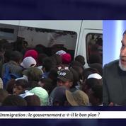Points de vue du 18 décembre : interview de Macron, plan immigration, sondage européennes, vignette automobile