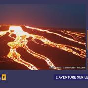 L'aventure au plus près des volcans avec Guy de Saint-Cyr