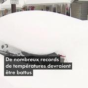 L'Amérique du Nord balayée par une vague de froid extrême