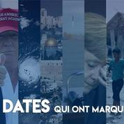 International : les 10 dates qui ont marqué 2017