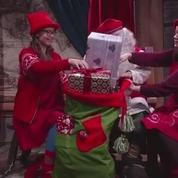 En Laponie le village du Père Noël attire les touristes