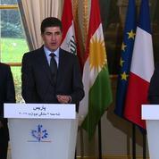 Kurdistan irakien: Emmanuel Macron en faveur de la «mise en place d'une gouvernance inclusive»