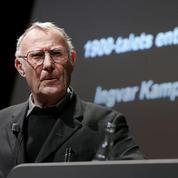Le fondateur d'Ikea est décédé à l'âge de 91 ans