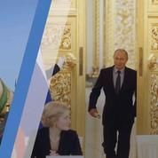Election présidentielle en Russie: qui sont les candidats face à Vladimir Poutin