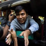 Deux journalistes de Reuters inculpés en Birmanie