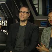 Sonequa Martin-Green : « Si on pouvait résumer l'héritage de Star Trek en un mot, ce serait