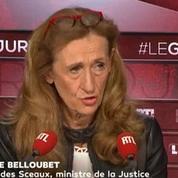Nicole Belloubet affirme que