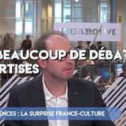 FOCUS-« France-Culture a su conquérir des jeunes »