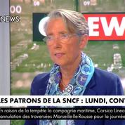 La ministre des Transports demande un «bilan des incidents» à la SNCF