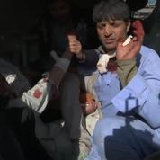Kaboul : le bilan de l'attaque des talibans s'alourdit à 103 morts et 235 blessés