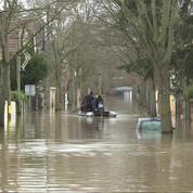FOCUS - Inondations : à quand la décrue ?