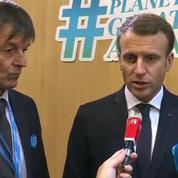 Service national, Nicolas Hulot, la Syrie, les confidences d'Emmanuel Macron