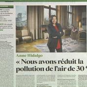 Anne Hidalgo : ses mesures pour Paris