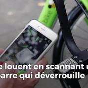 À cause du vandalisme, les vélos Gobee.bike quittent la France
