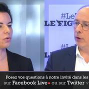 Laurence Sailliet : «Les Français souffrent, la grogne va monter»