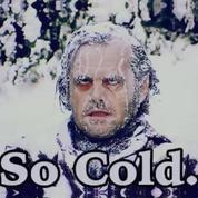 La vague de froid sibérien est arrivée