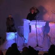 Norvège : Concerto en glace majeur