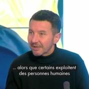 Olivier Besancenot : Le système du foot tourne à l?envers