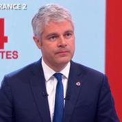 Laurent Wauquiez : «Emmanuel Macron sous-estime les questions de pouvoir d'achat»