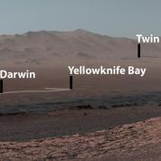 Un splendide panorama montre le chemin parcouru sur Mars par Curiosity depuis 2012