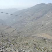 La plus longue tyrolienne du monde inaugurée aux Emirats Arabes Unis