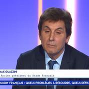 Max Guazzini : «Un coup de fil…. Cela s'est toujours fait dans le rugby»