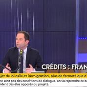 Benoît Hamon : «On fait un amalgame entre le migrant économique et le demandeur d'asile»