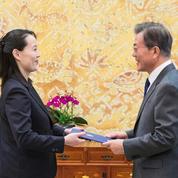La Corée du Nord invite la Corée du Sud à venir à Pyongyang