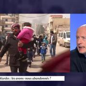 Points de vue - «Nous avons utilisé les Kurdes pour battre Daech», Renaud Girard