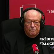 Jean-Marie Le Pen : le changement de nom du FN est «un véritable assassinat politique»