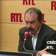 Philippe Martinez : «Nous attendons des nouvelles du Premier ministre»