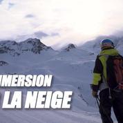 Sur les pistes de 17h à 8h : avec les dameurs et les pisteurs d'une station de ski