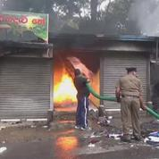 Sri Lanka : nouvelles émeutes malgré l'état d'urgence